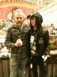 with Wednesday 13, Los Angeles, CA, 2013