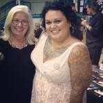 with Sharon Smyth, Greenville, SC, 2014