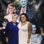 with Pat Priest, July 2014