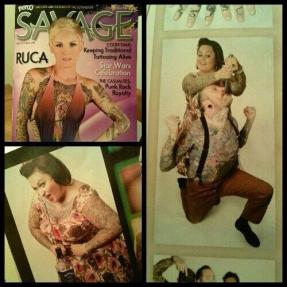 Savage Magazine!